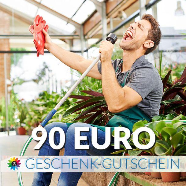 Geschenk-Gutschein, Wert 90 Euro Saenger