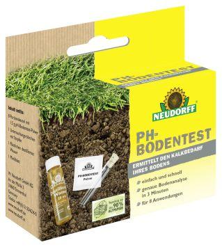 Neudorff pH-Bodentest (8 Anwendungen)