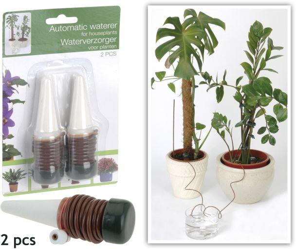 Wasserspender für Pflanzen, 2 Stück