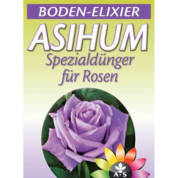 ASIHUM-Spezialdünger für alle Rosen (100 g / € 0,45)
