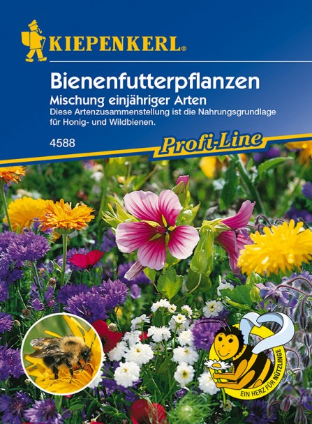 Bienenfutterpflanzen 'Mischung einjähriger Arten'