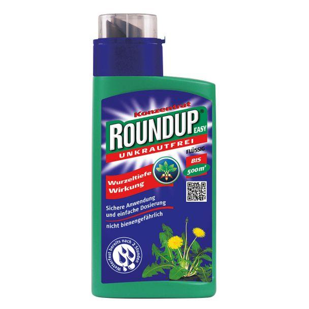 ROUNDUP® EASY UNKRAUTFREI 500 ml (100 ml / € 4,99)
