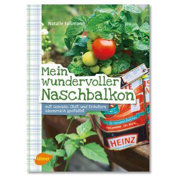 Buch 'Mein wundervoller Naschbalkon'