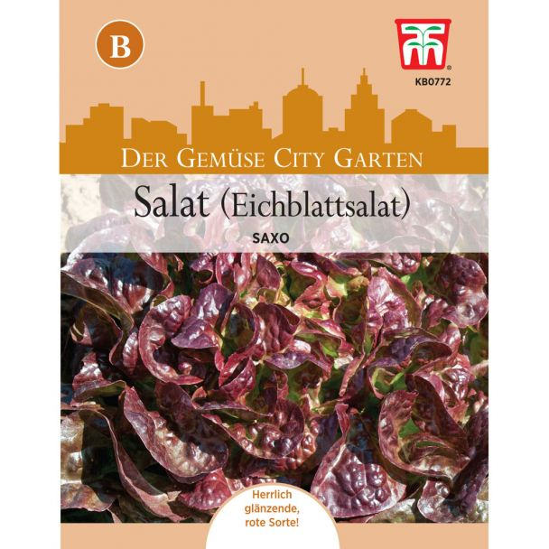 Eichblattsalat Saxo