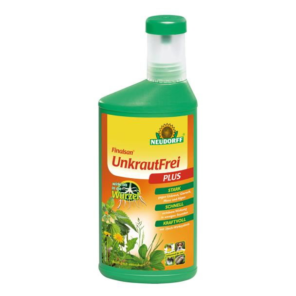 Finalsan® Konzentrat 'UnkrautFrei Plus' 1 Liter (100 ml / € 1,95)