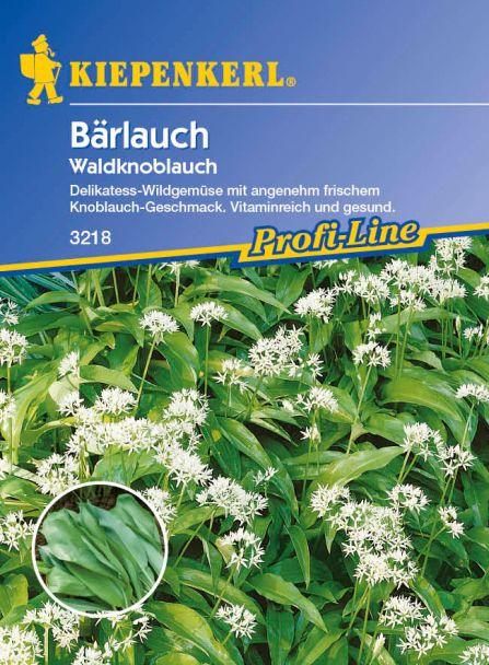 Waldknoblauch 'Bärlauch'