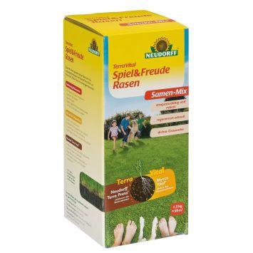 TerraVital®  'Spiel&Freude Rasen' Samen-Mix 1,5 kg (1 kg / € 15,33)