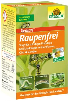 Xentari® 'Raupenfrei' 25 g (100 g / € 57,96)