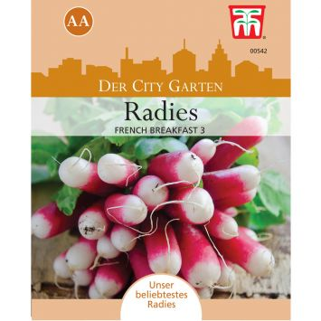 Radies French Breakfast 3