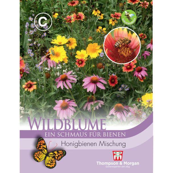 Wildblume Honigbienen Mischung
