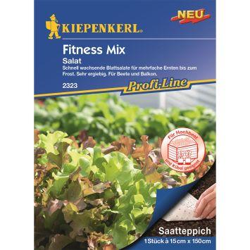 Salat Fitness Mix Saatteppich