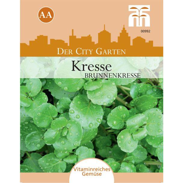 Kresse - Brunnenkresse