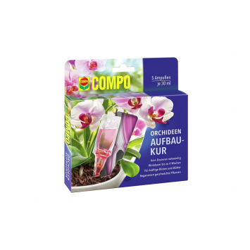 Compo Orchideen Aufbaukur, 5 x 30 ml (100 ml / € 4,66)