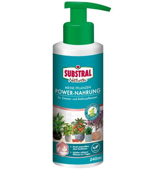 Substral Naturen® Meine Zimmerpflanzen PowerNahrung 240 ml (100 ml = € 2,29)