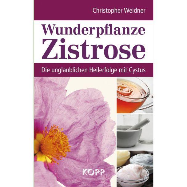Buch 'Wunderpflanze Zistrose'