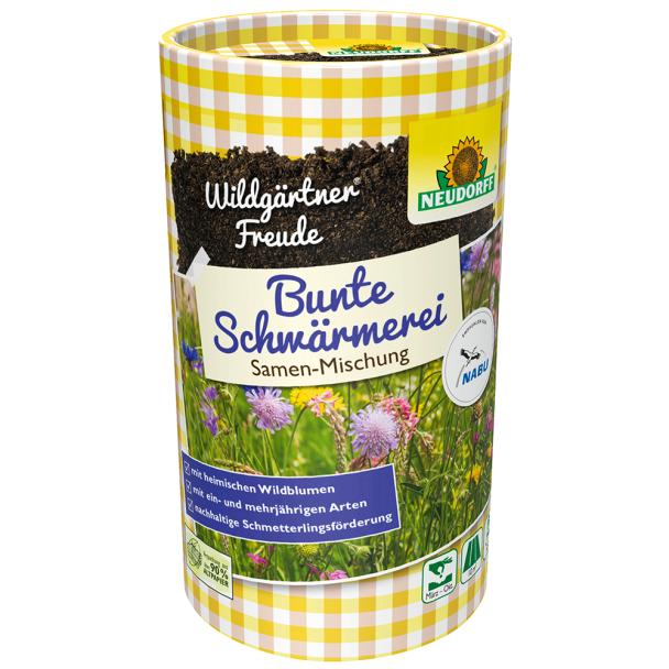WildgärtnerFreude 'Bunte Schwärmerei' Samenmischung 50g (100 g/€ 11,98)