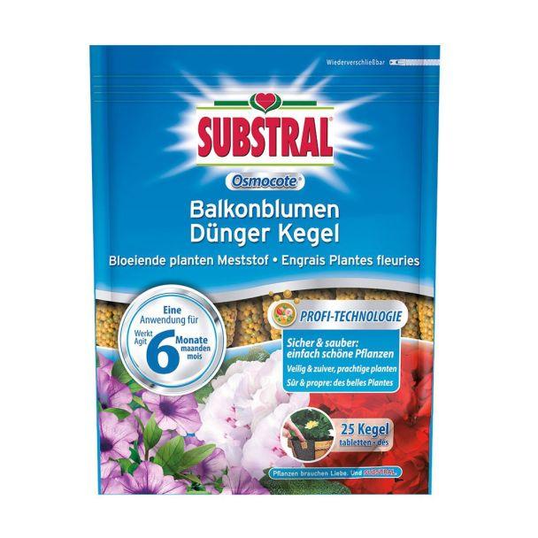 Substral® Balkonblumen Dünger Kegel 115 g (100 g / € 3,47)
