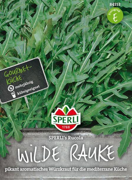 Wilde Rauke 'Sperli's Rucola'