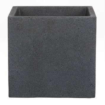 'C-Cube®' Stony Black 30 x 30 cm