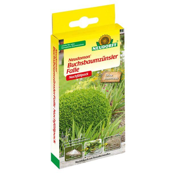 Neudomon® BuchsbaumzünslerFalle Nachfüllpack, 1 Set