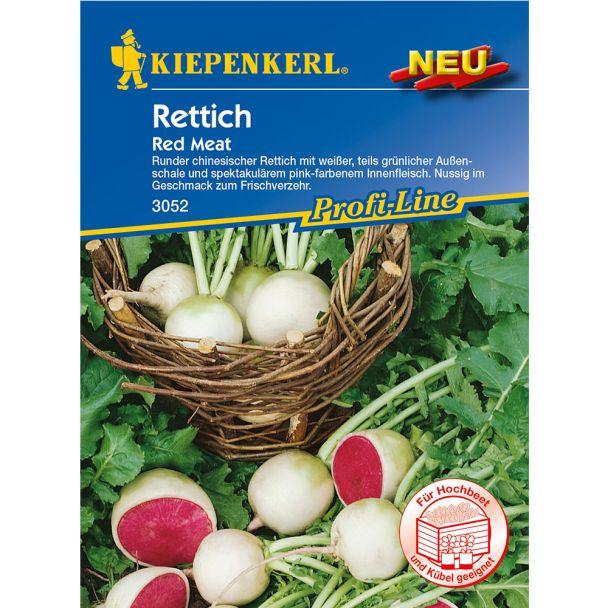 Rettich Red Meat