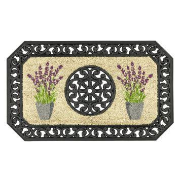 ASTRA Fußmatte Coco Twin 'Lavendel'