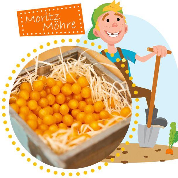 Mini-Tomate Gelbe Murmel Tomberry®